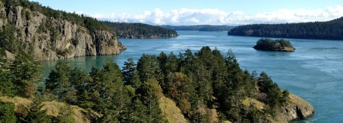 The view from the Whidbey Island Writers Conference.  October 25 – 27th.